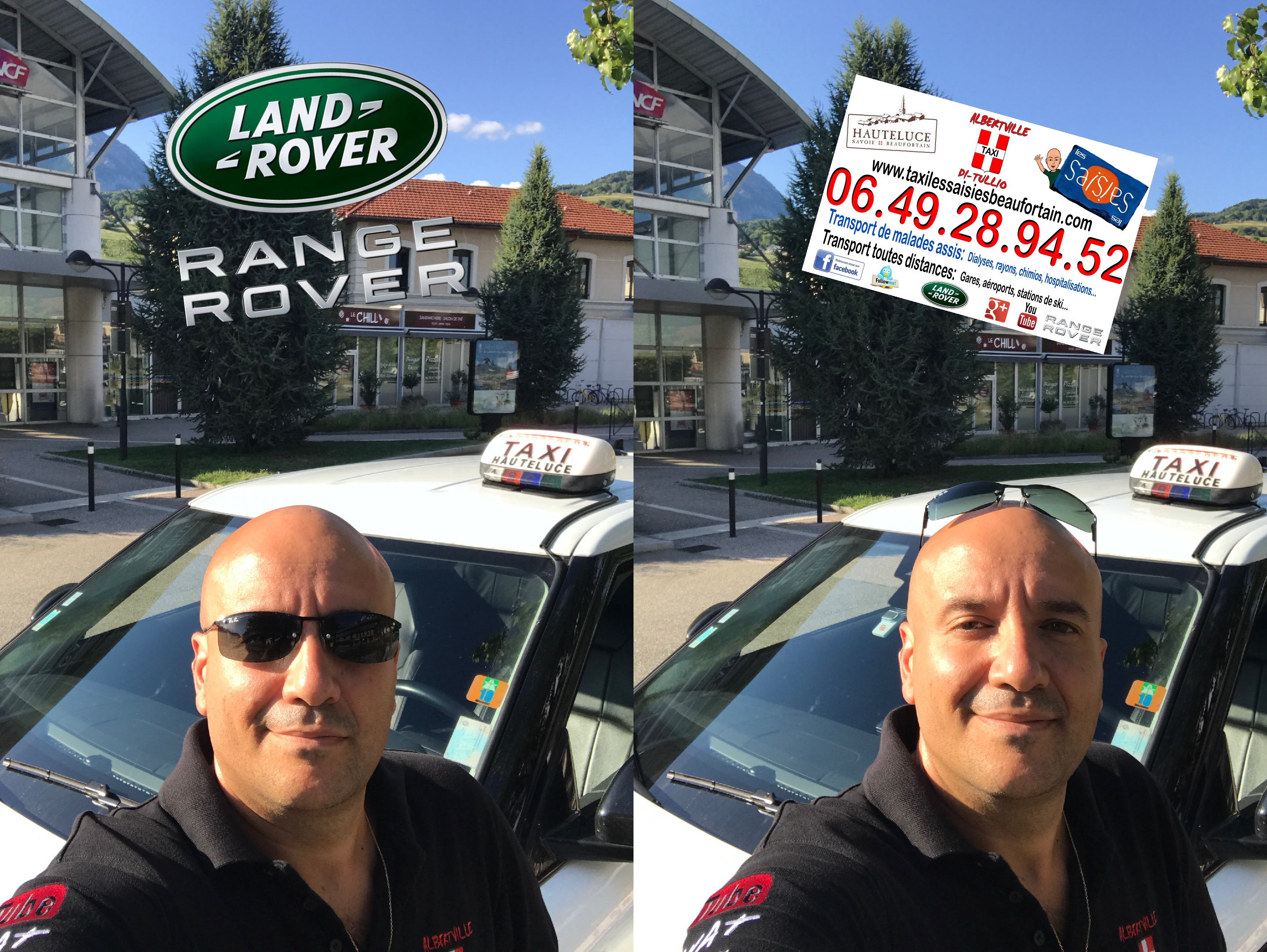 Taxi Albertville Di Tullio: 06.49.28.94.52.