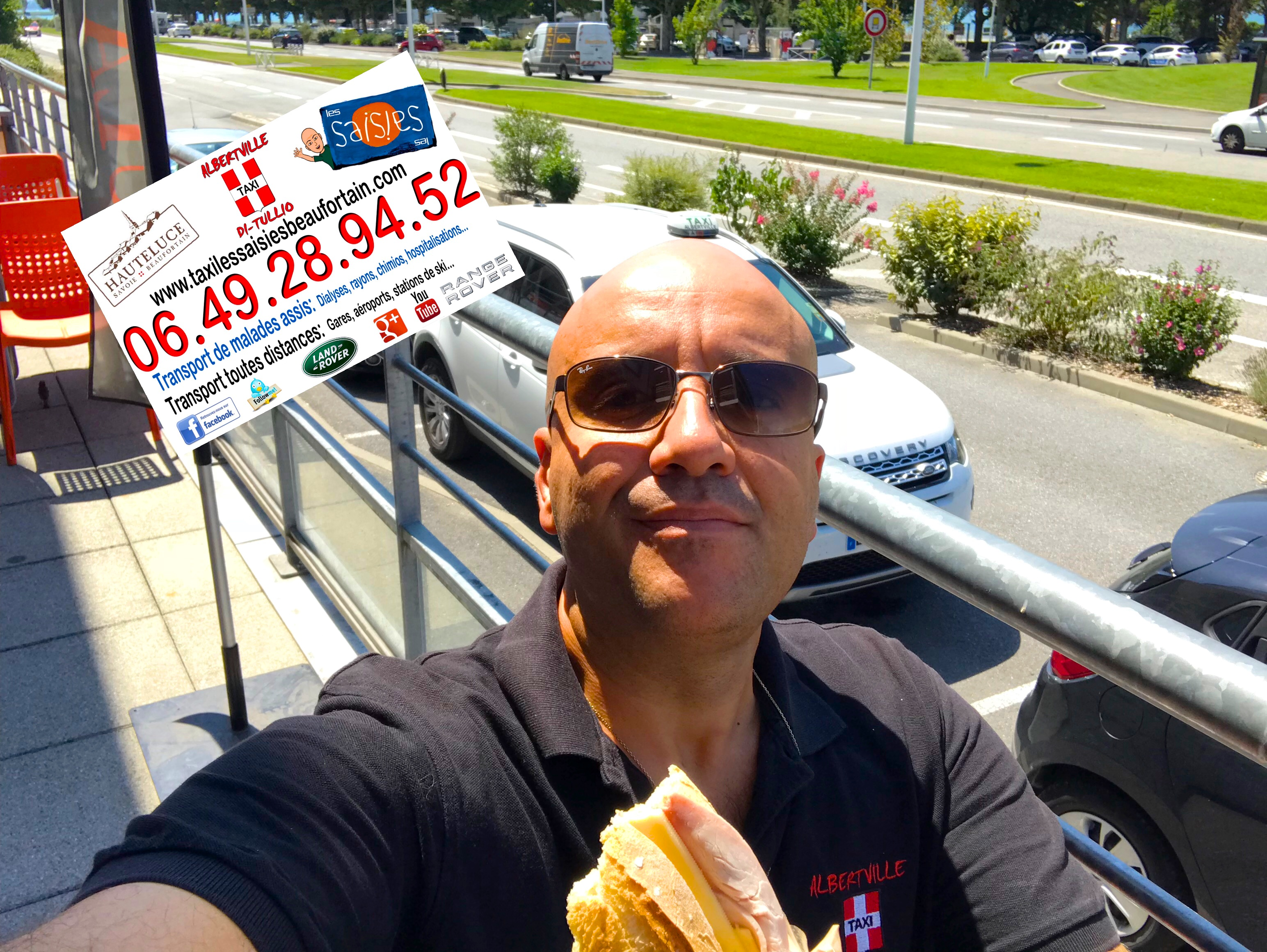 Taxi Di Tullio sur réservation au 06.49.28.94.52.