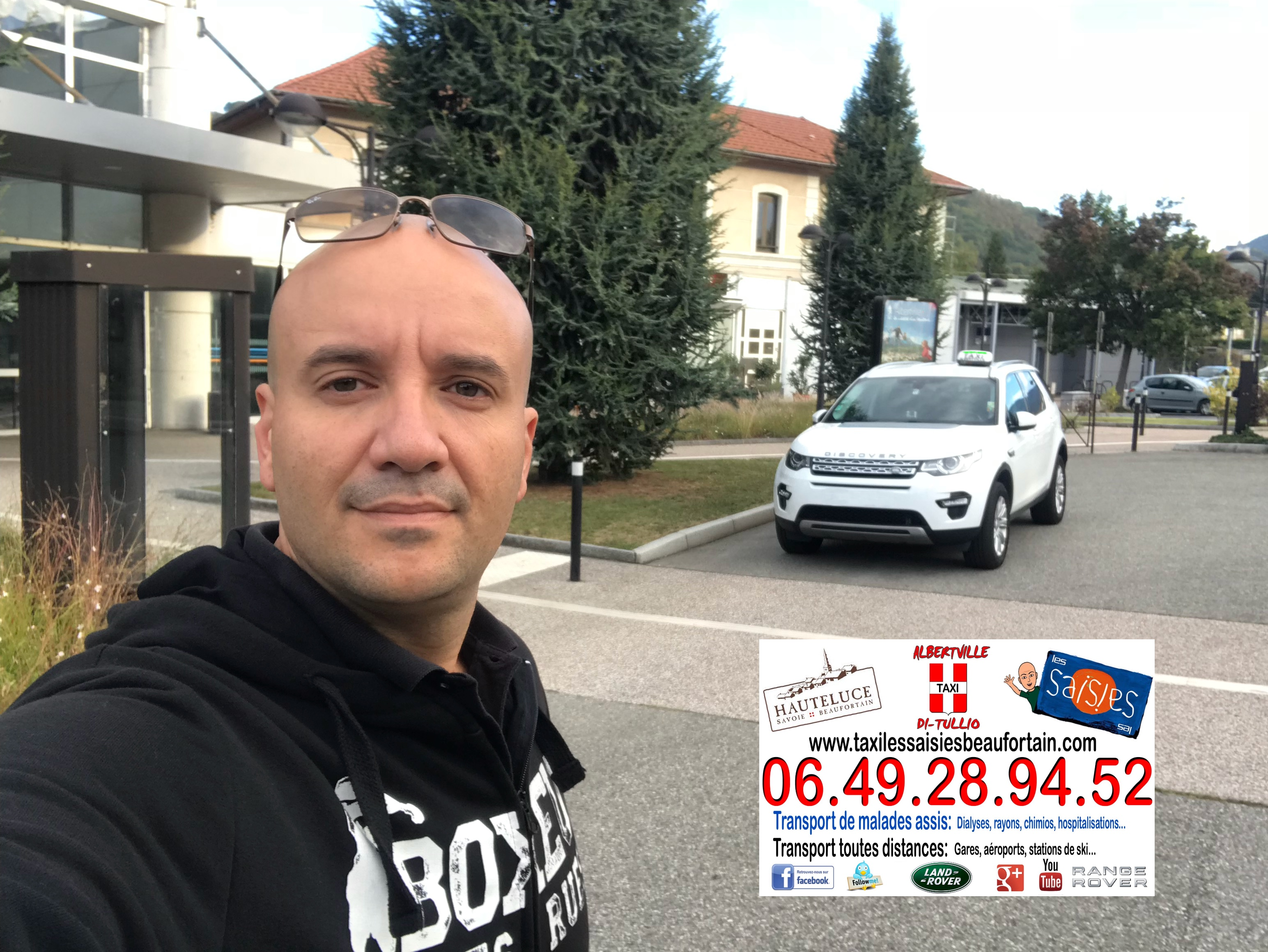 Taxi Gare Albertville Di Tullio