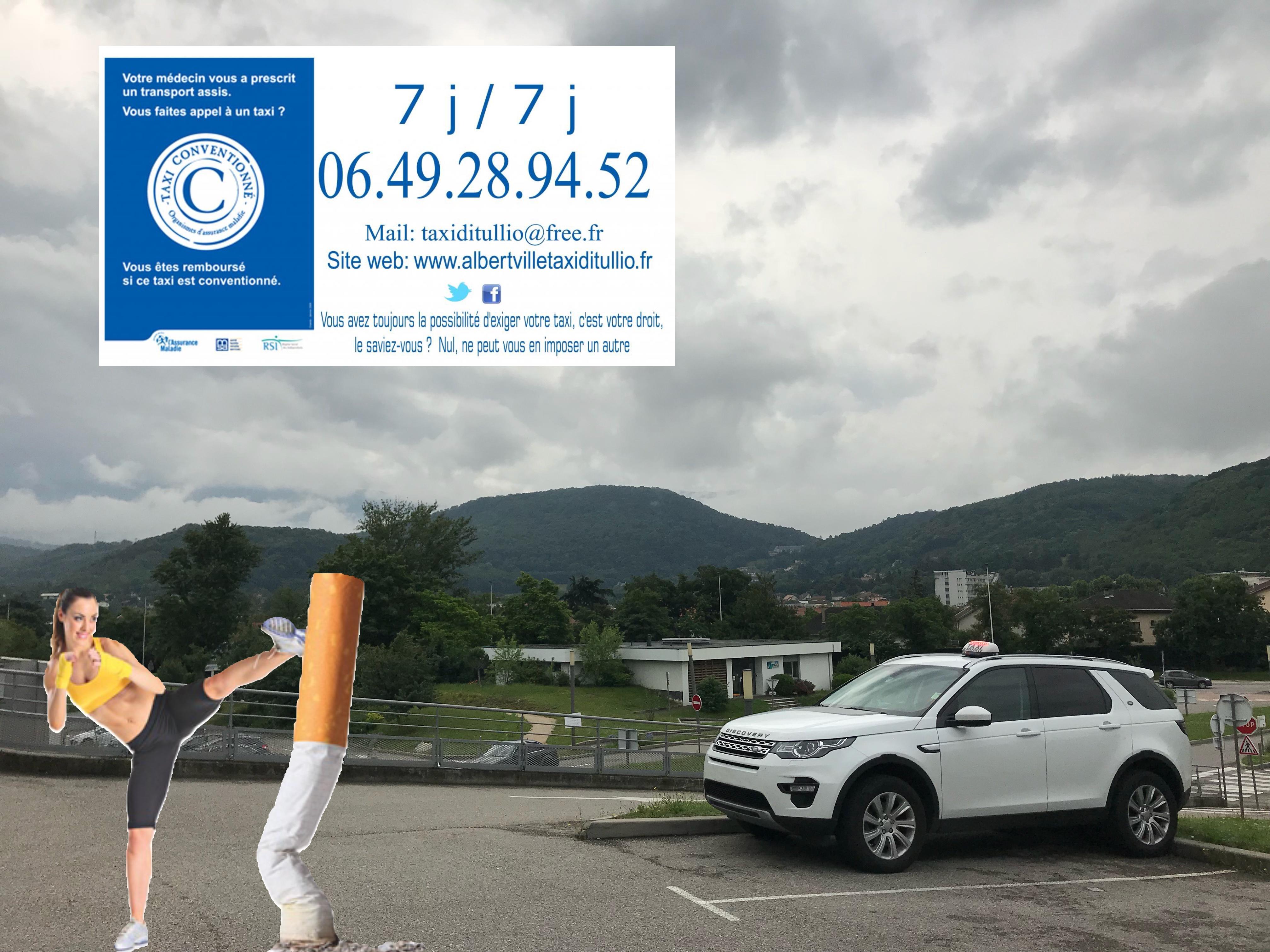 «Journée mondiale sans tabac - 31 mai 2018»
