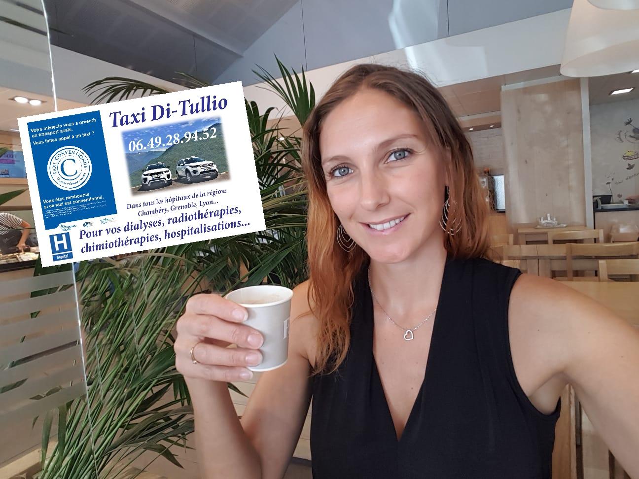 Taxis Di Tullio: 06.49.28.94.52.