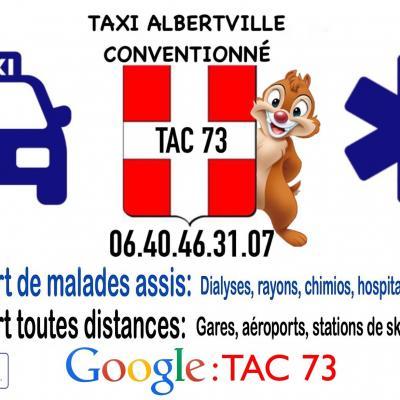 Carte de visite Tac 73