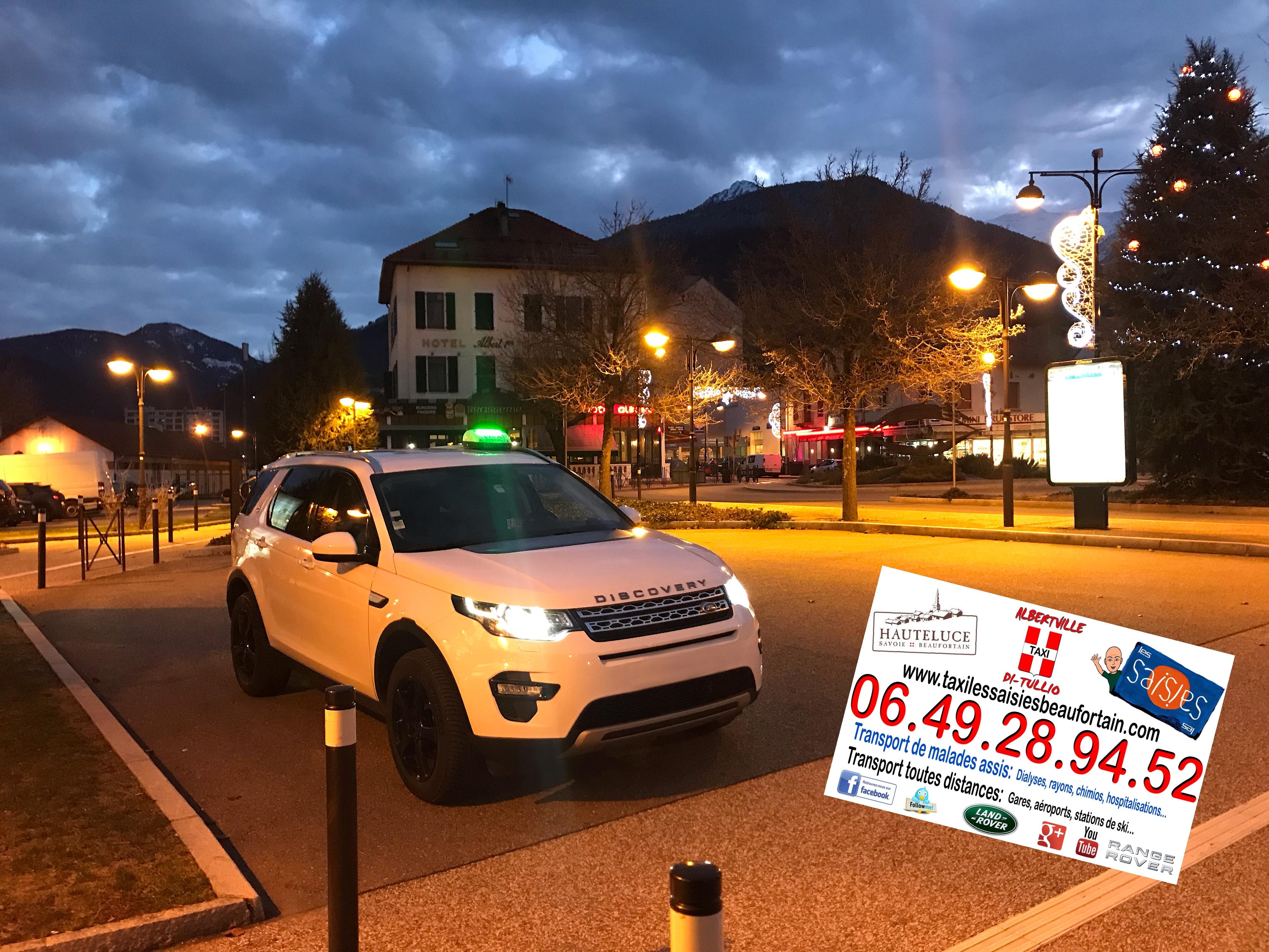 Taxi gare Albertville 06.49.28.94.52