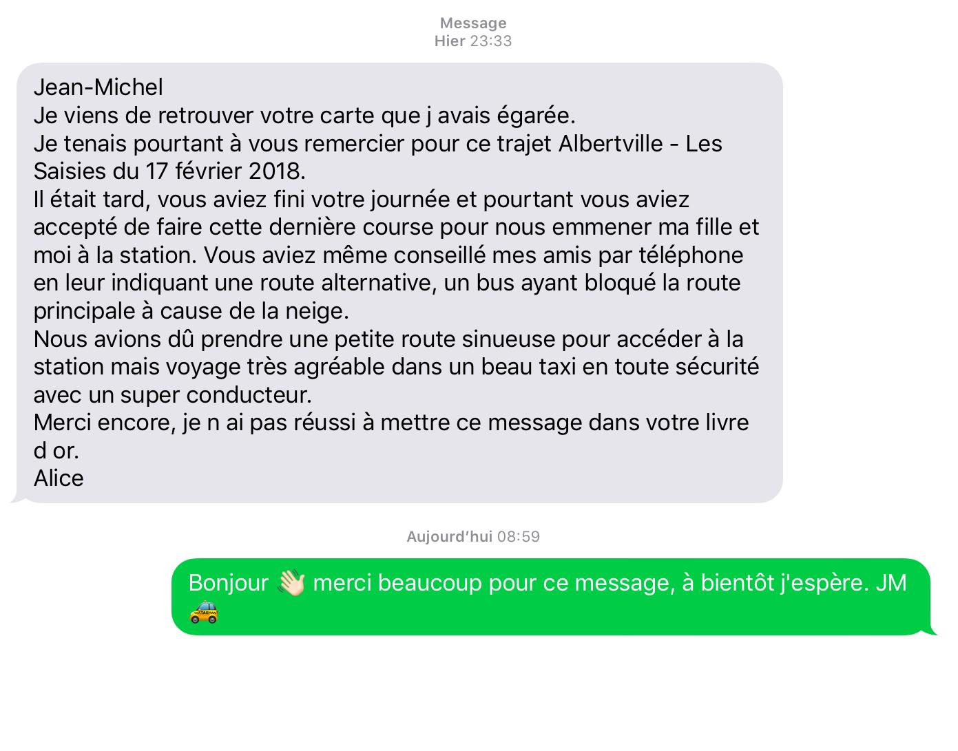 Taxi Beaufortain: 06.49.28.94.52.