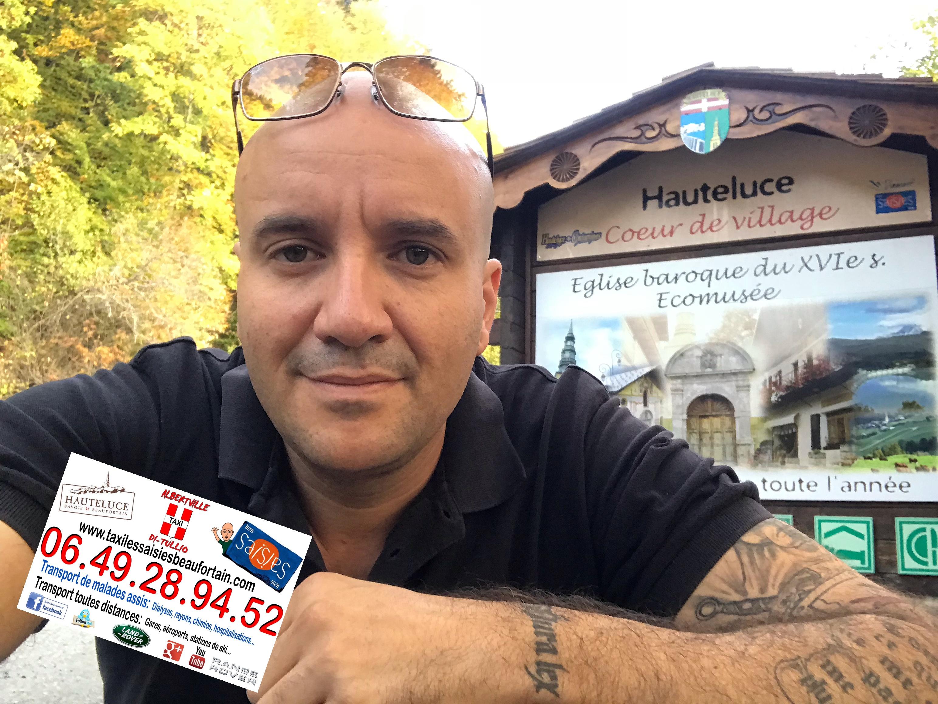 Taxi Hauteluce Les Saisies Di Tullio
