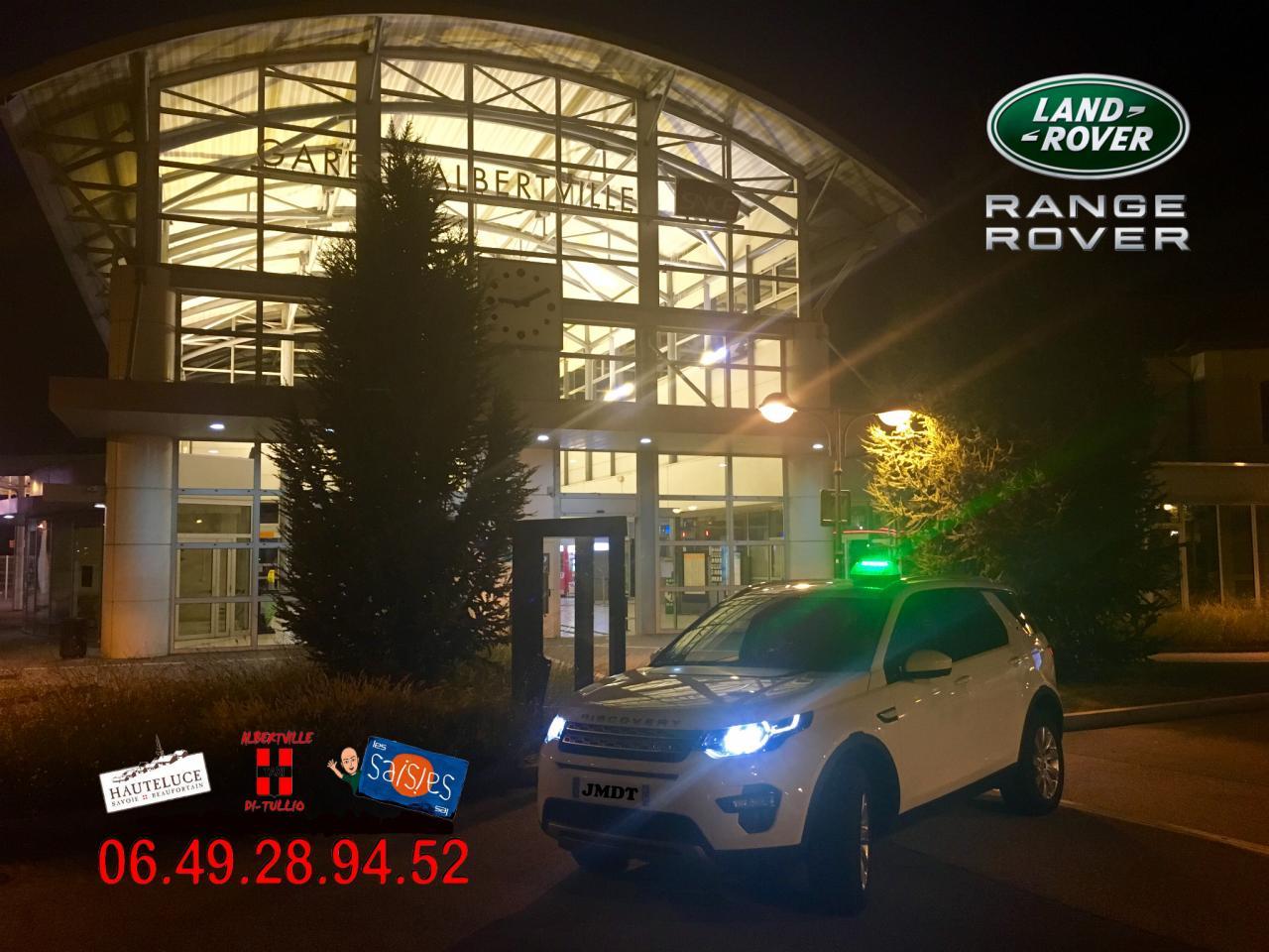 Taxi Di Tullio sur réservation la nuit en gare d'Albertville.
