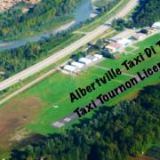 Taxi Aérodrome Tournon au 06.49.28.94.52