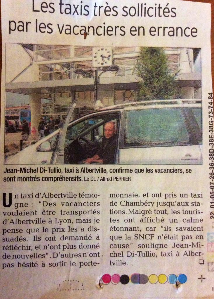 Albertville Taxi Di Tullio 06.49.28.94.52