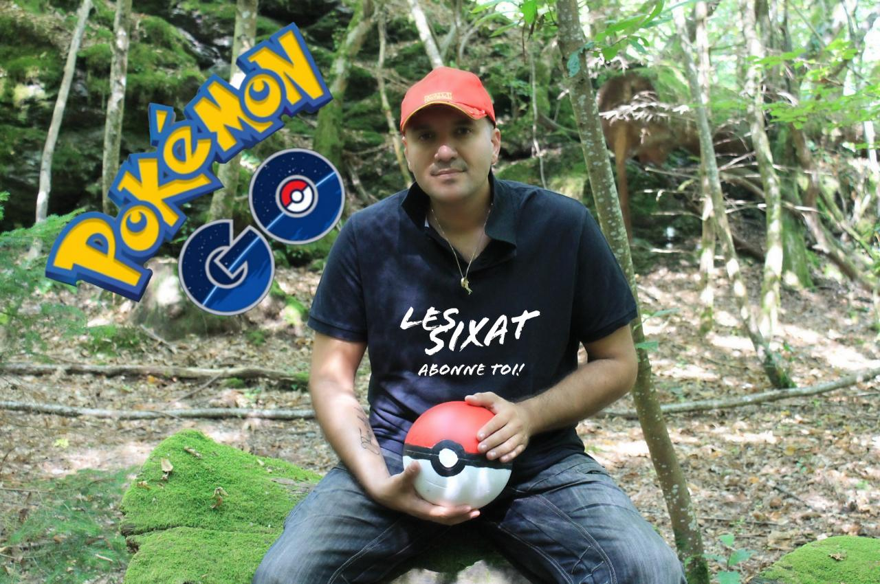 Taxi Albertville Di Tullio VS Pokémon Go.