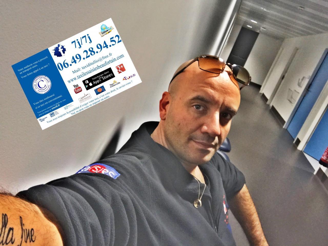 Taxi Di Tullio agréé CPAM