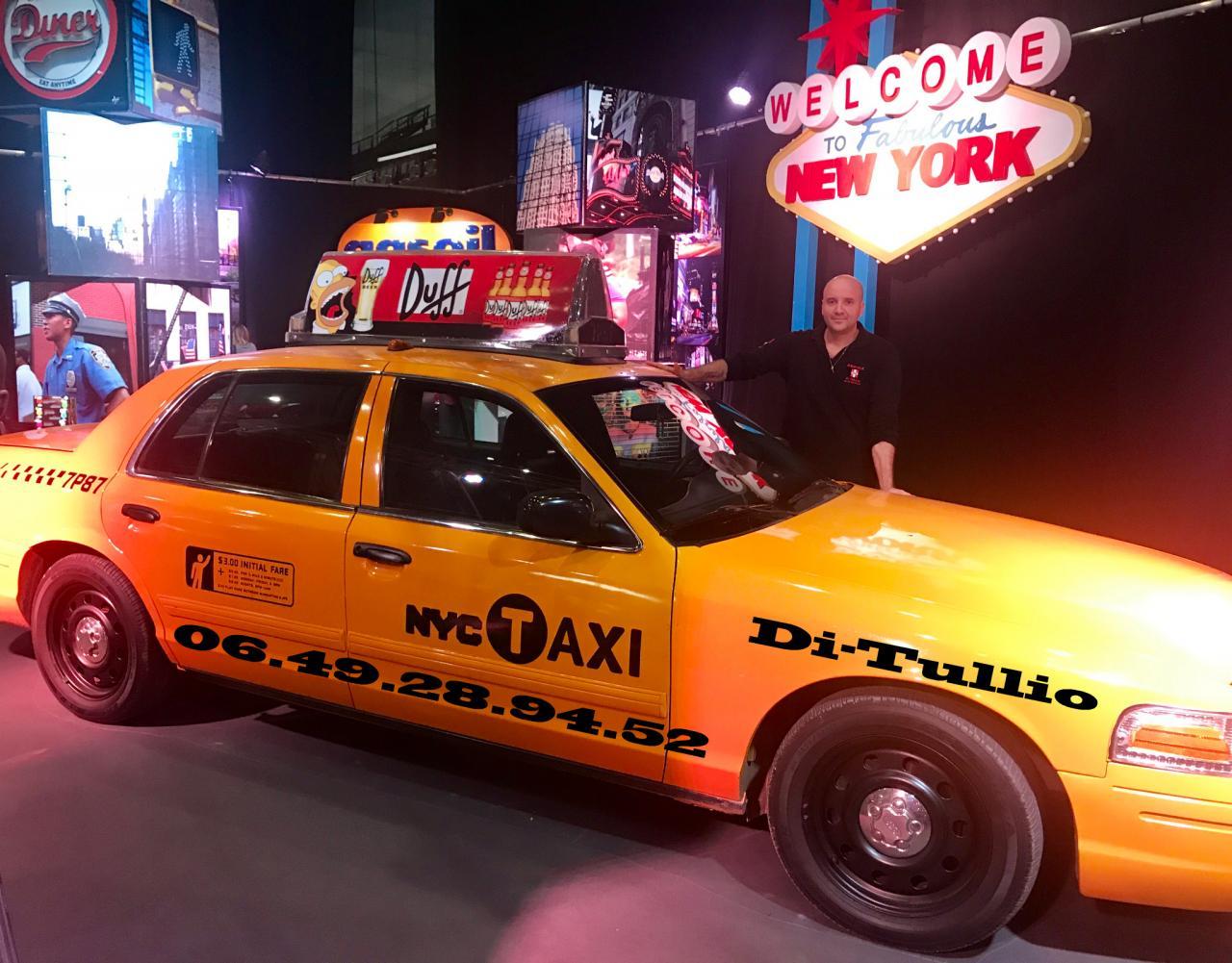 Taxi NYC Di Tullio
