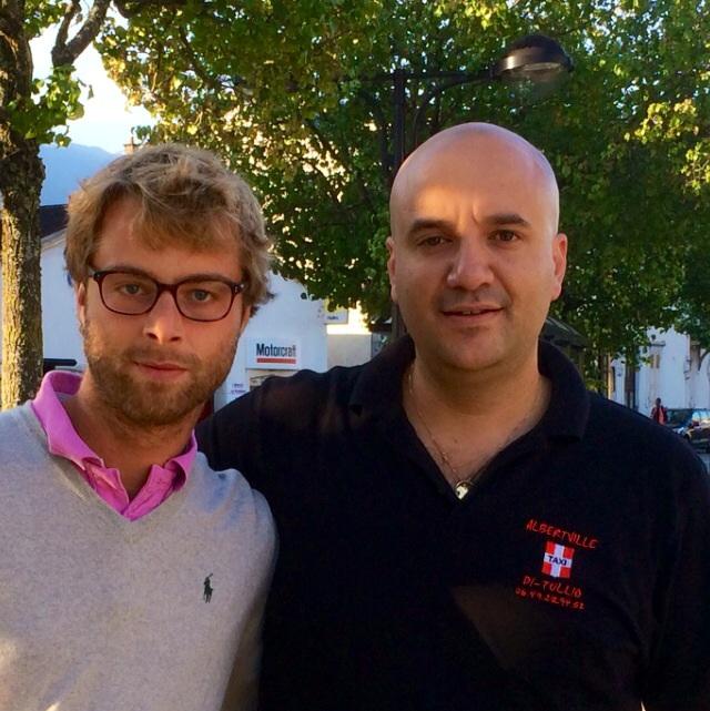 Taxi Albertville et Martin de KohLanta